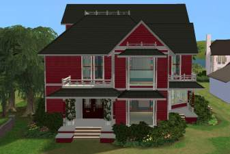 Mod The Sims Halliwell Manor