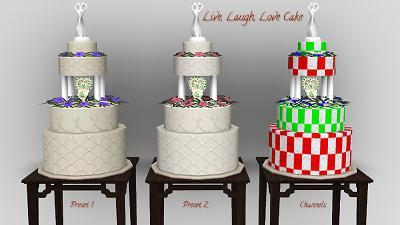Sims 4 Wedding Cake.Mod The Sims Dream Wedding Cakes