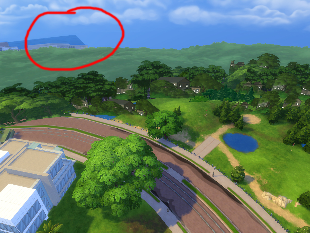 Mod the sims glitch in the new world newcrest im publicscrutiny Gallery