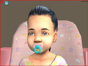 Mod The Sims 4 Recolours Of Boblishmans Pacifier Dummyfor Toddlers