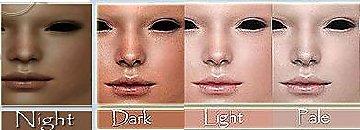Skin Tones Sims 4 Cc - 0425