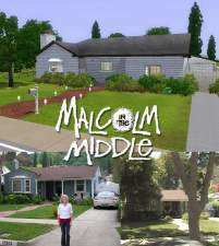 Malcolm in the middle house pictures