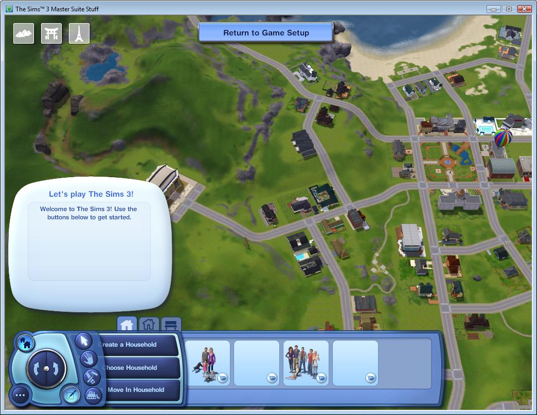 mod the sims menu overlapping issues. Black Bedroom Furniture Sets. Home Design Ideas