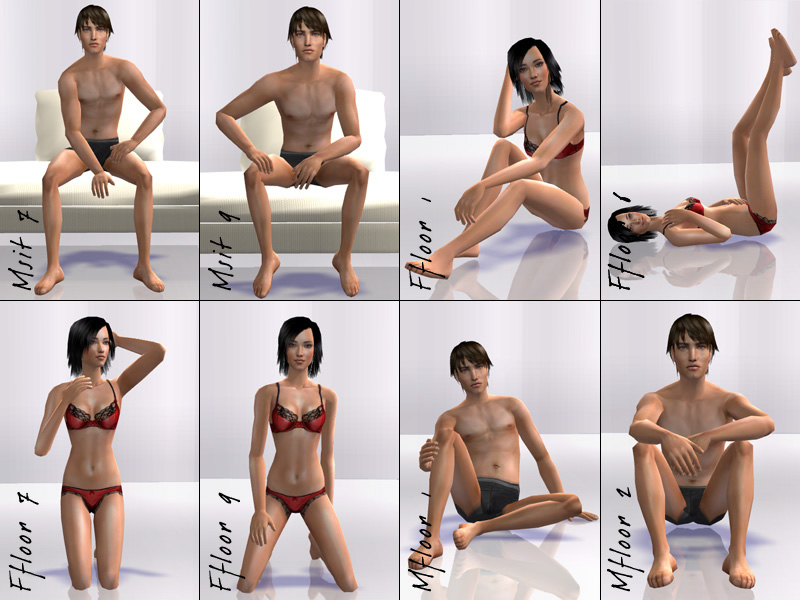Сексуальные позы играть особенно