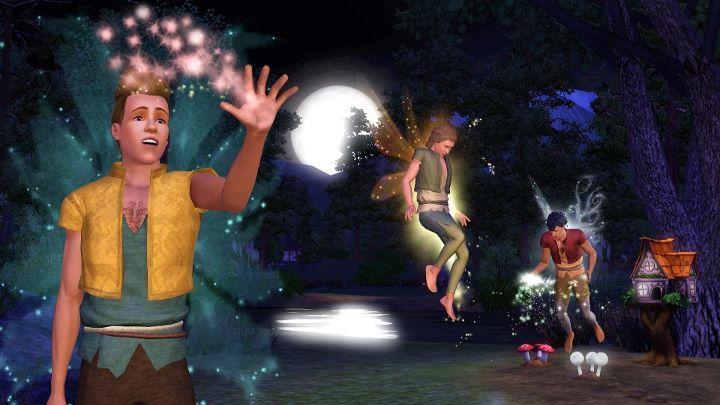 Výsledek obrázku pro the sims 3 fairies