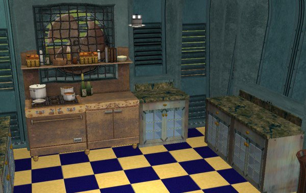 Mod The Sims Seedy Diner Furnishings