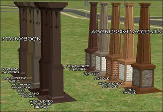 Mod The Sims A Cavalcade Of Columns