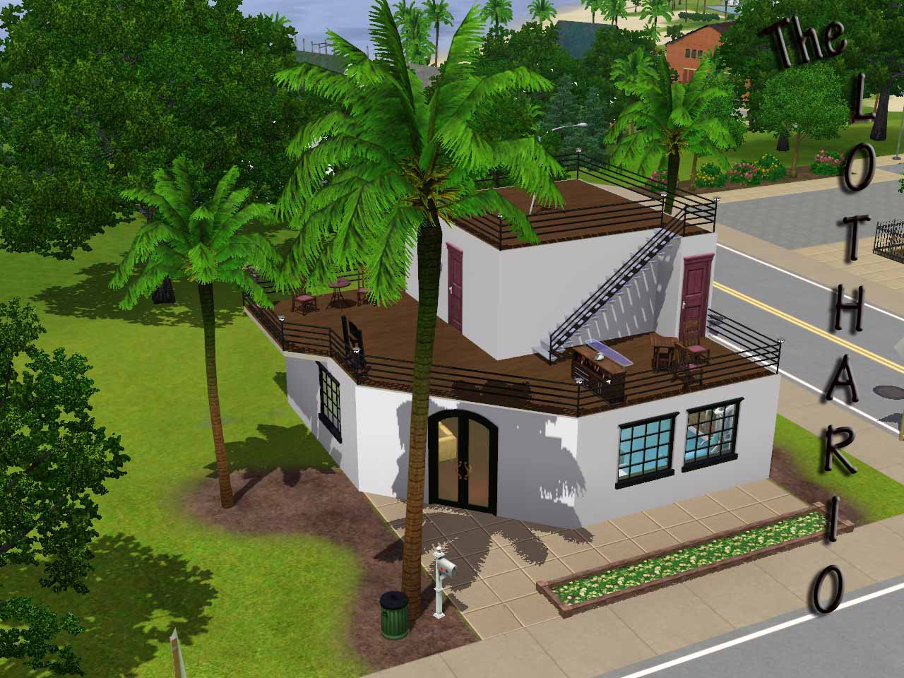 Sims 3 modern house ideas joy studio design gallery for Classic house sims 3