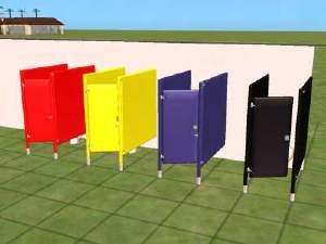 Bathroom Stall Sims 4 mod the sims member: waywardpixie