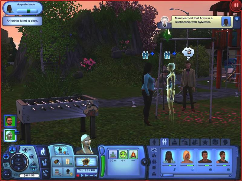 Others use it because they want to see naked Sims 3 characters and use sex ...