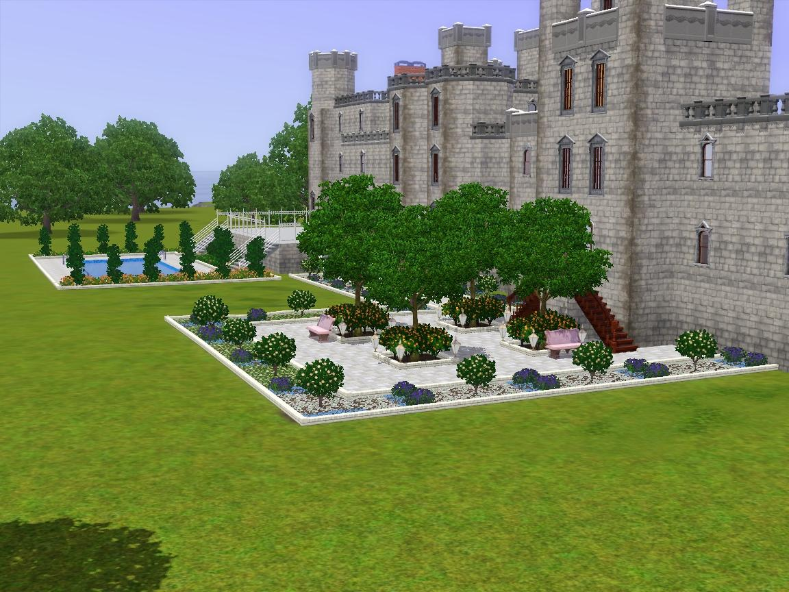 how to add custom size lots sims 3 no mods