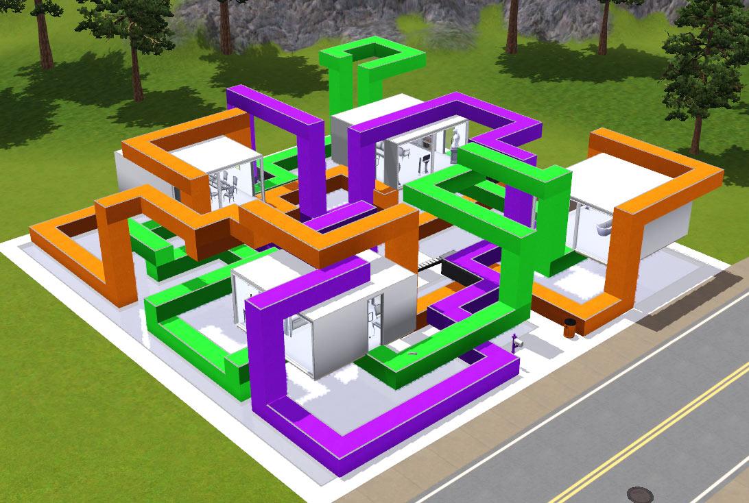 Скачать/Downloads The Sims 3 Новые дополнения v.07.08.2009