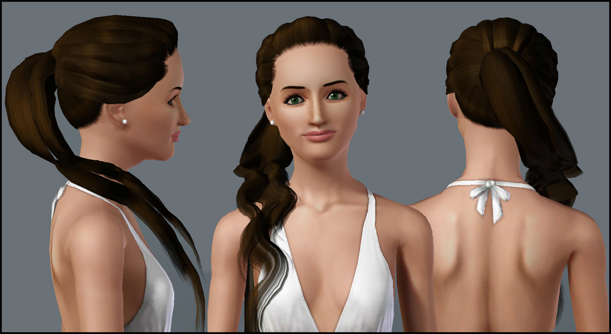 Nouk Donna Hair Conversion Something Im Mod The Sims