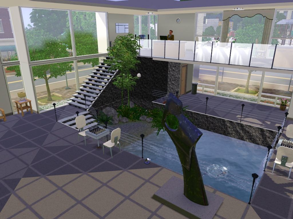 Mod The Sims Nu Central Park Now Open To Public