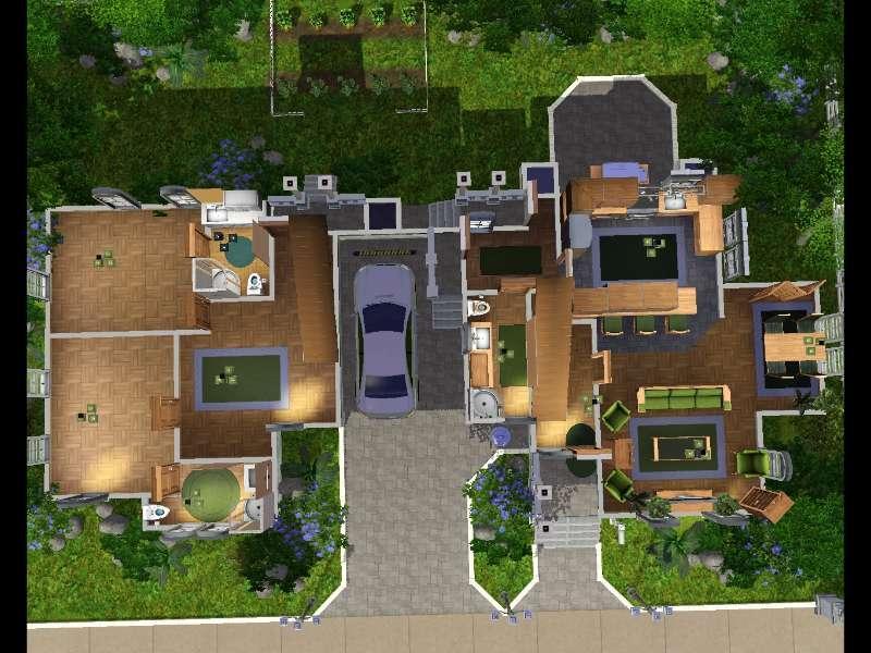 Thesims casas do sims 3 - Casas bonitas sims 3 ...