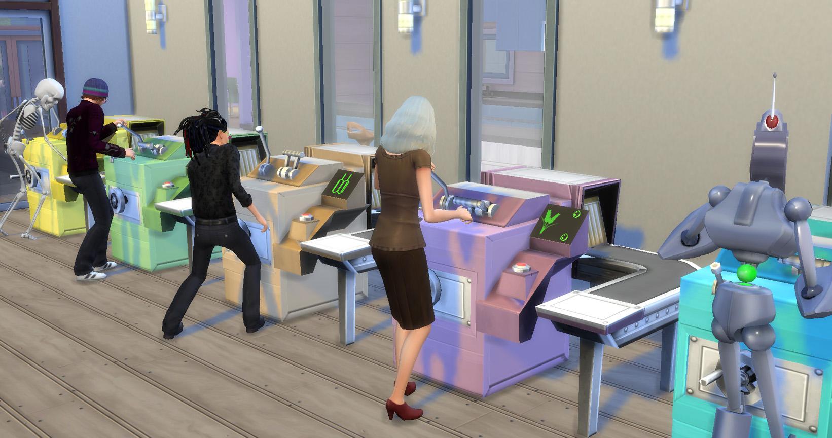 Mod The Sims Smaller Cupcake Machine