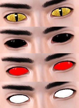 Black Sclera Red Iris Contacts black sclera red iris contacts