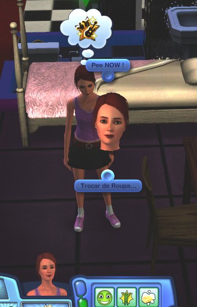 Pee yourself Mod - Mod The Sims