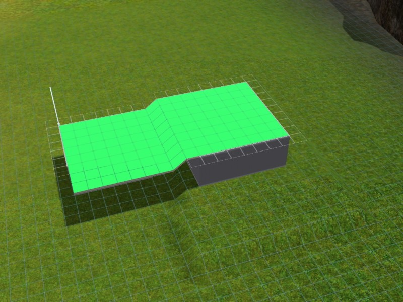 Floor Elevation Cheat Sims 3 : Mod the sims tutorial how to attach a garage home