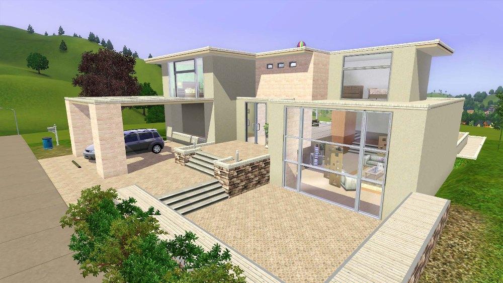 Как сделать дизайн на весь дом 663