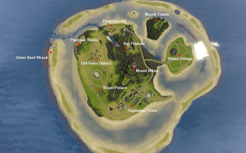 final version patch sims 3 crack island