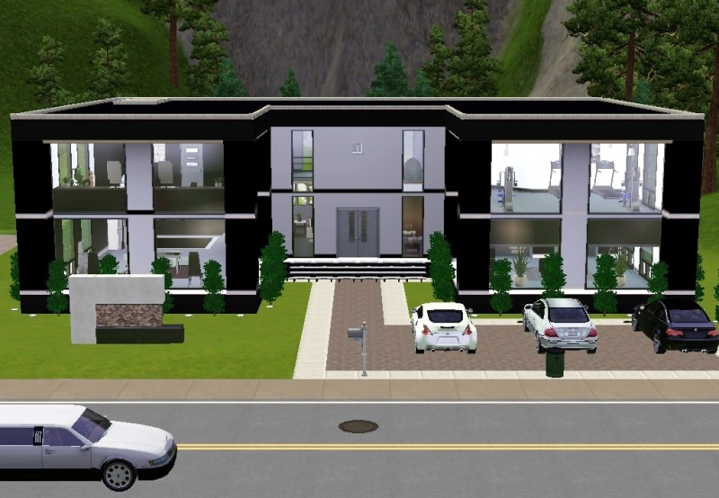 the sims online house designs html with Ultra Modern House Plans Sims 3 on The Home Decorating Store additionally Mother 11 Having 400k Taxpayer Funded House Built Bought Flying Lessons Partner Christmas Gift also 13 Awesome 3d House Plan Ideas That likewise 88444 Lets See Pics Everybodys Wheels Tires Lifts further Contemporary Indian Style Villa 1900.