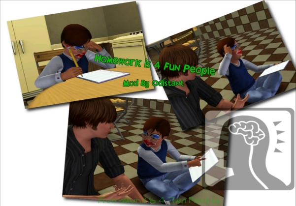 How To Do Homework In Sims 3 Name ## Assignments contract law ...