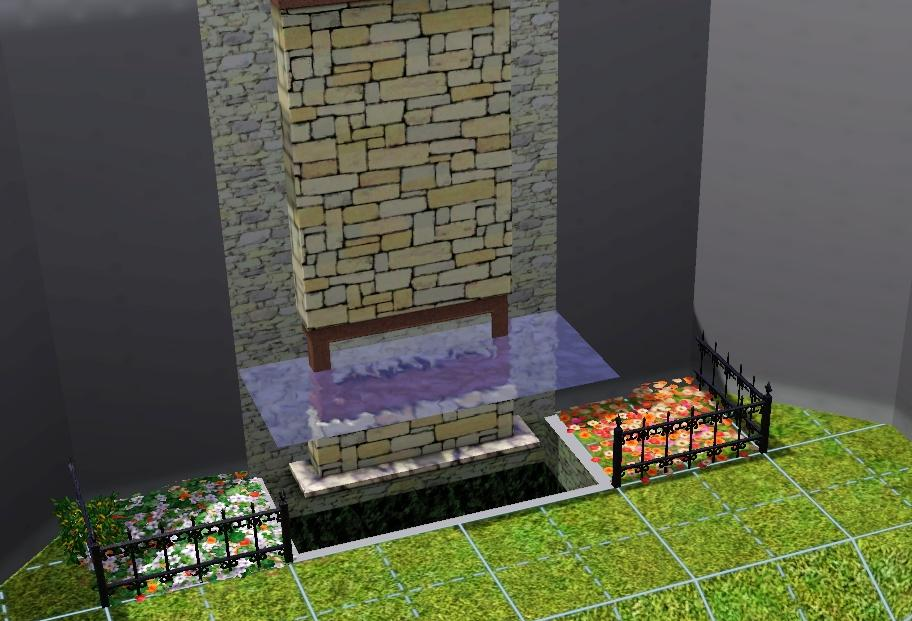 Mod The Sims Tutorial How To Make Pools Of Different Depths