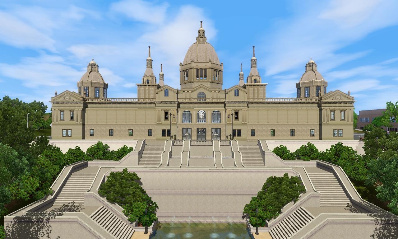 Mod The Sims Barcelona