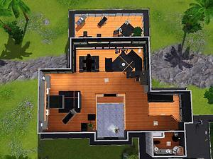 993488.largethumb Beach Houses Floor Plans For Sims on suburban house, high school, tiny home, for house, coffee house, small library, retirement homes,