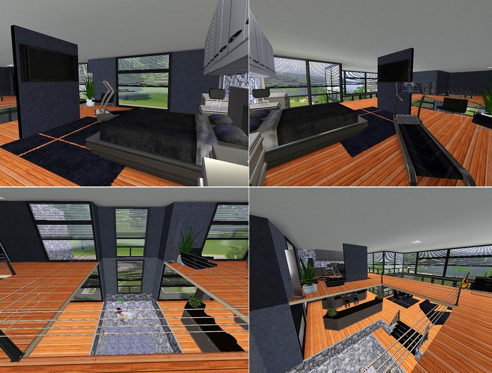 Mod The Sims The Bachelor Pad