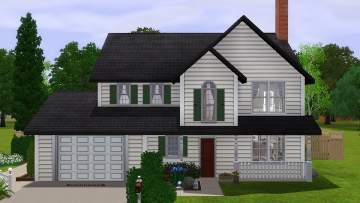 Basic Family Home Or Mansion The Sims Forums