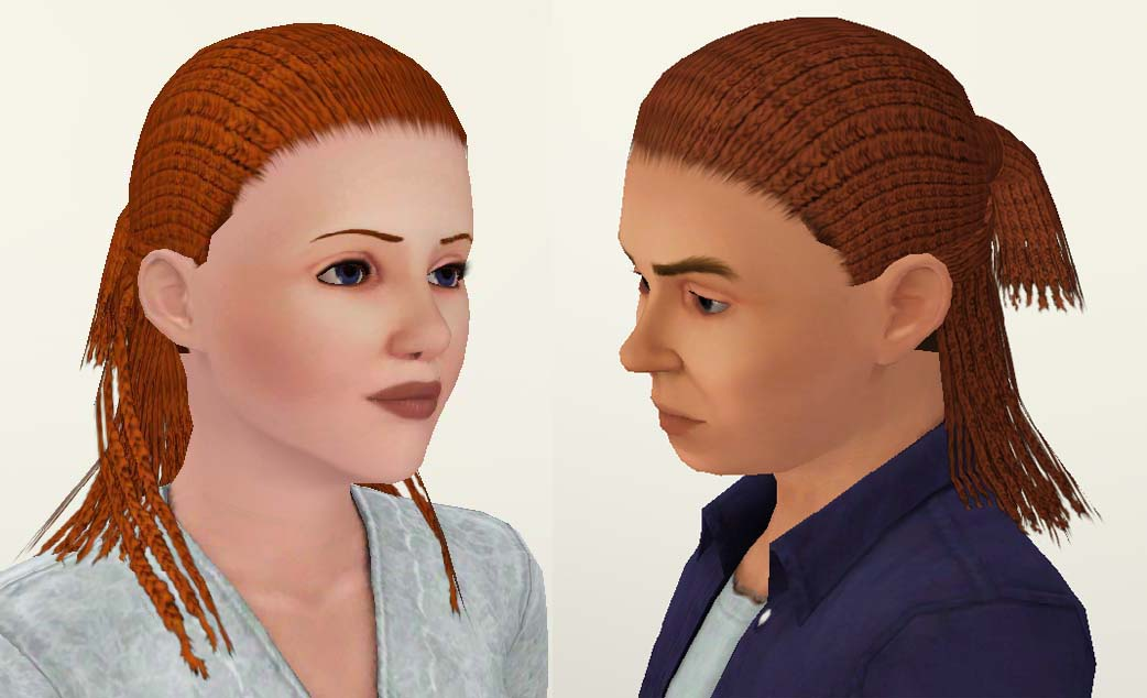 soccer hairstyles for girls : Snooty Sims - View topic - African Hairstyles for Sims