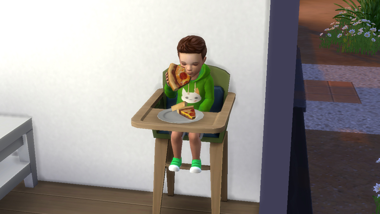 Mod The Sims - Rustic Clay oven  29-9-2018 Update Seasons patch