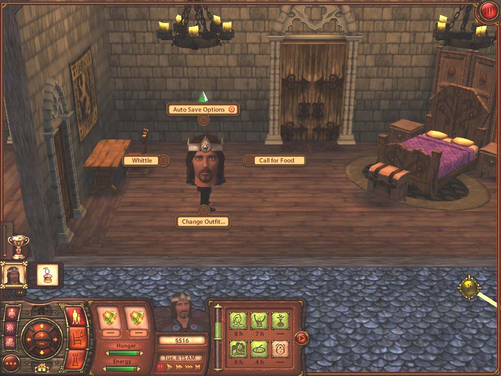 Mod The Sims - Grim's Medieval Auto Save (Updated for 2 0/Working