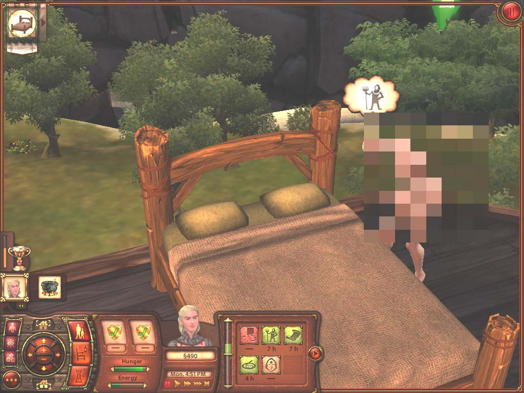 The sims 2 nackt picture 61