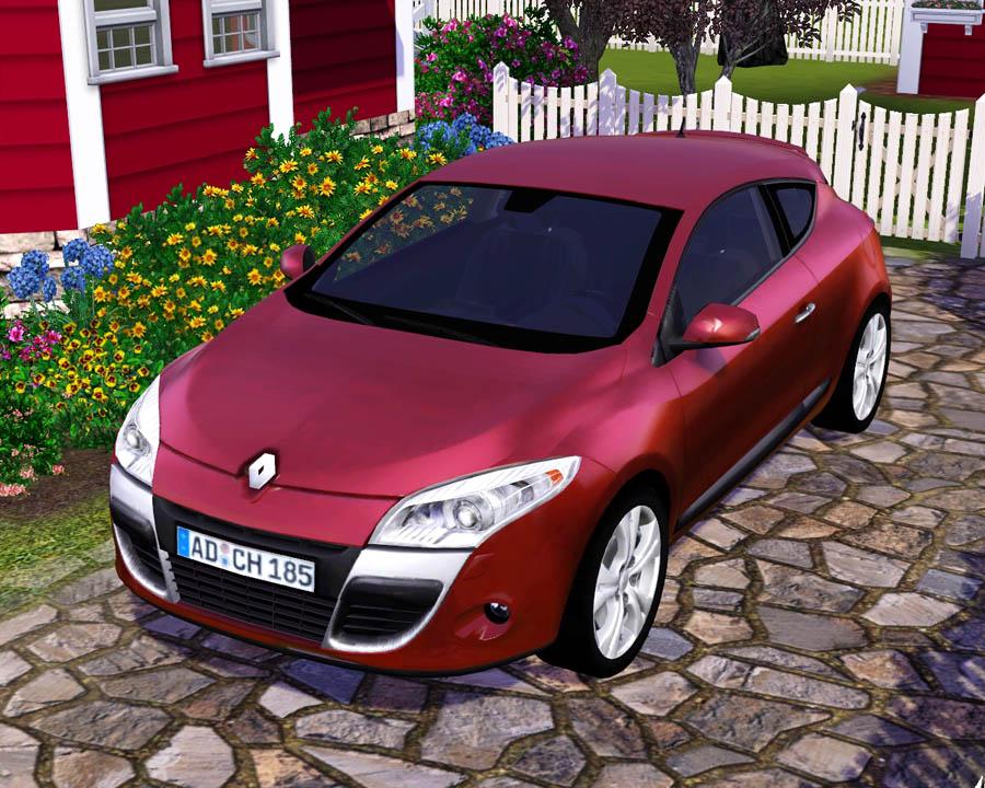 Clio Car Sims