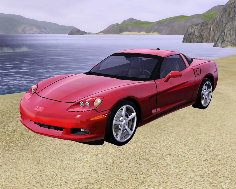 Snooty Sims View Topic First Sims 3 Custom Cars Chevy