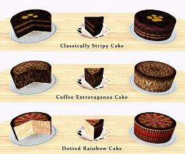 how to buy birthday cake sims 3