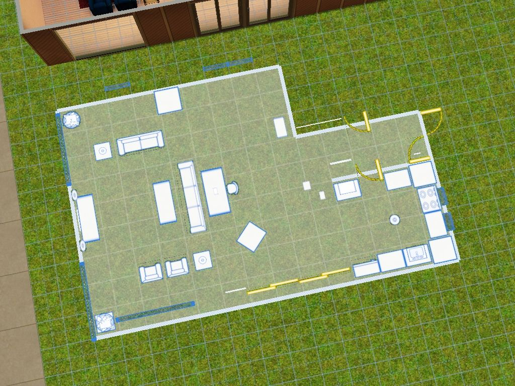 Blueprints For Sims 3