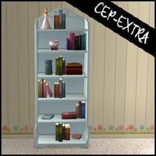 Elite Bookshelf CEP EXTRA