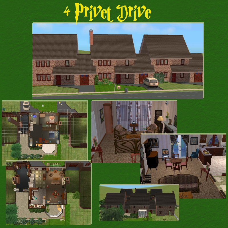 Mod The Sims The Harry Potter Project