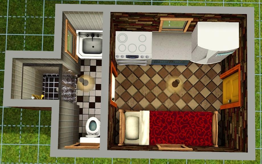 Mod The Sims Can You Make A Smaller House