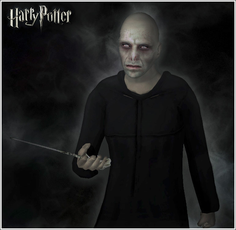 Harry Potter - Voldermort 1