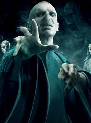 Harry Potter - Voldermort 3