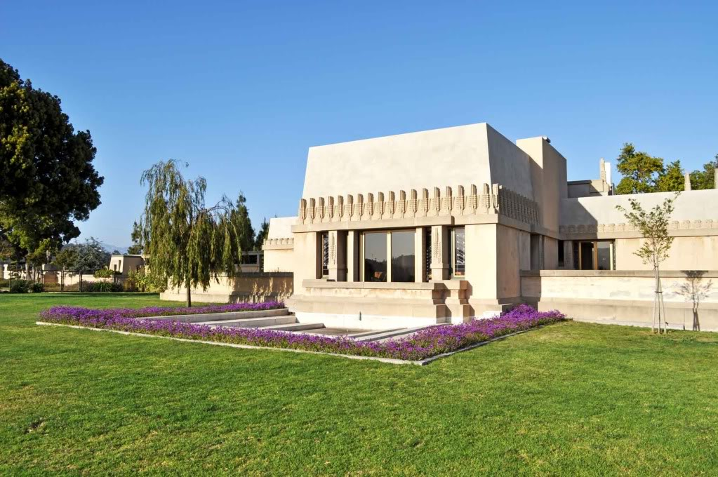 Mod The Sims Hollyhock House Recreation