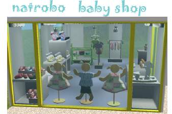 baby shop