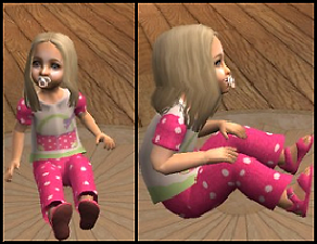 Mod The Sims - Cute Baby Outfits