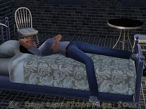 Mod The Sims Depression V2 V I G A Custom