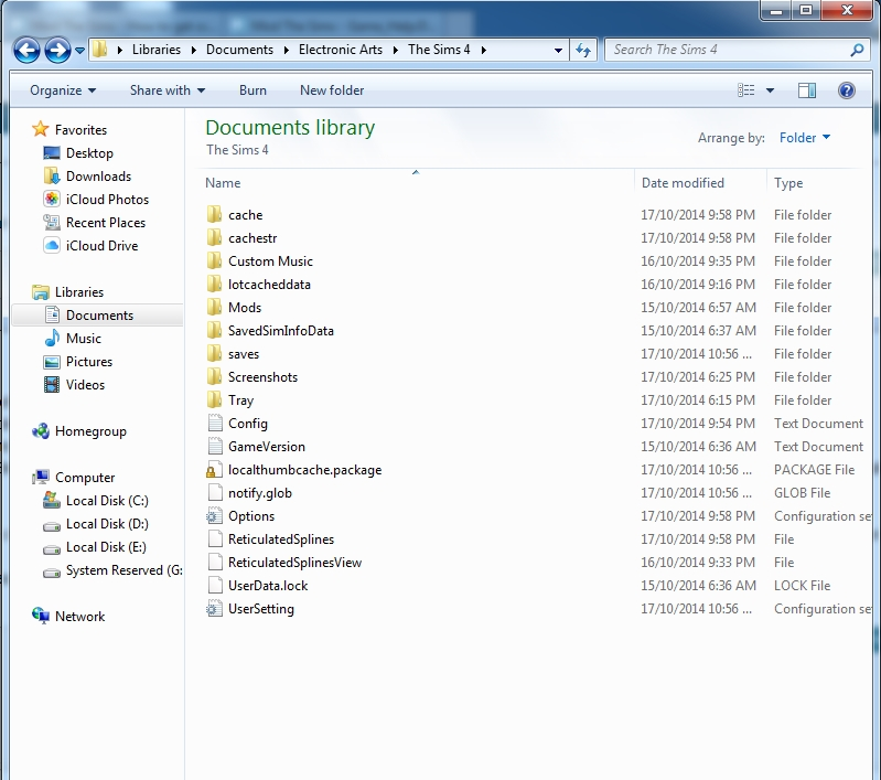 sims 4 cc mods folder download